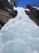 Rock Climbing Photo: The Rigid Designator, 1/12/2013.