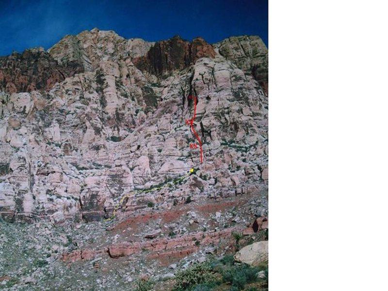 Rock Climbing Photo: Tri-Burro Bridge