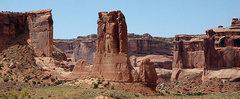 Rock Climbing Photo: Broken Arch. Photo by Blitzo.