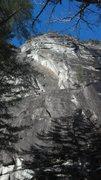 Rock Climbing Photo: The Golden Arch