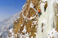 Rock Climbing Photo: photo: Mooner