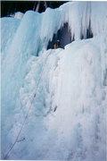 Rock Climbing Photo: nice rest spot