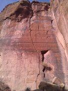 Rock Climbing Photo: Coyote Kills the Giant
