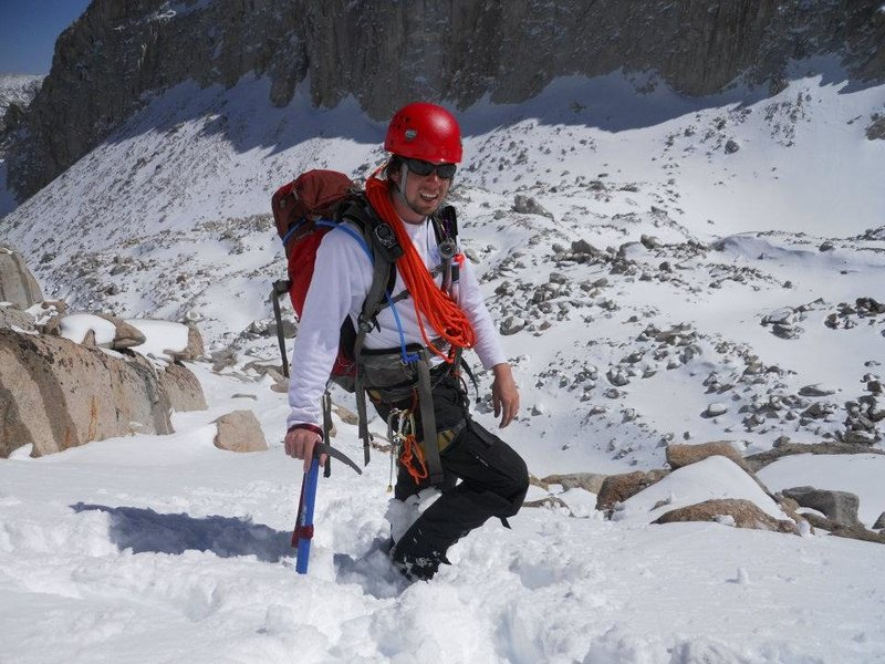 Rock Climbing Photo: Nick1