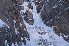 The Fang, Provo Canyon, UT.