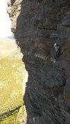 Rock Climbing Photo: Hell Fire Gully Traverse. Bluff Knoll