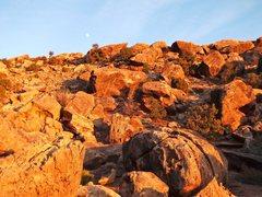Rock Climbing Photo: Copper Ridge
