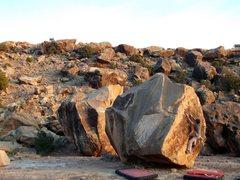 Rock Climbing Photo: Fossil, V2