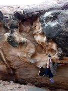 Rock Climbing Photo: Bitches Brew, V fun