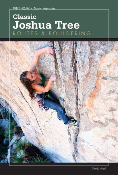 Classic Joshua Tree Routes and Bouldering
