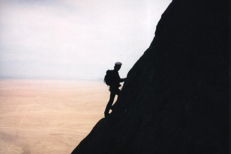 Friction Traverse, October 1979