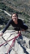 Rock Climbing Photo: Made it to the top of Skyline Arete