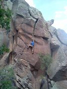 Rock Climbing Photo: Remudadero