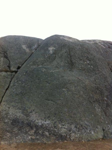Rock Climbing Photo: Sea Urchin.