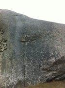 Rock Climbing Photo: Full Fathom Five.