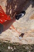 Rock Climbing Photo: Cruisin' Leonids, like a boss!