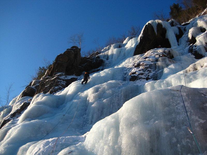 Rock Climbing Photo: standard