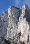 Rock Climbing Photo: Pico Independencia