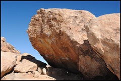 Rock Climbing Photo: Lizzie Boulder. Photo by Blitzo.