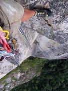 Rock Climbing Photo: Squamish
