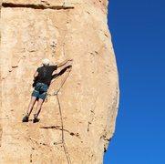 Rock Climbing Photo: Shelf Road..!!