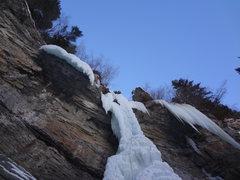 Rock Climbing Photo: Jordon Griffler  - The Rigid Designator - Vail Col...