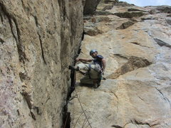 Rock Climbing Photo: Get Smart, one of my favorite climbs.