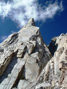 Rock Climbing Photo: 3rd Pillar of Dana