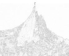 Rock Climbing Photo: Eichorn's Pinnancle