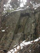 Rock Climbing Photo: Shortstack