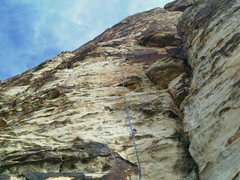 Rock Climbing Photo: Clips