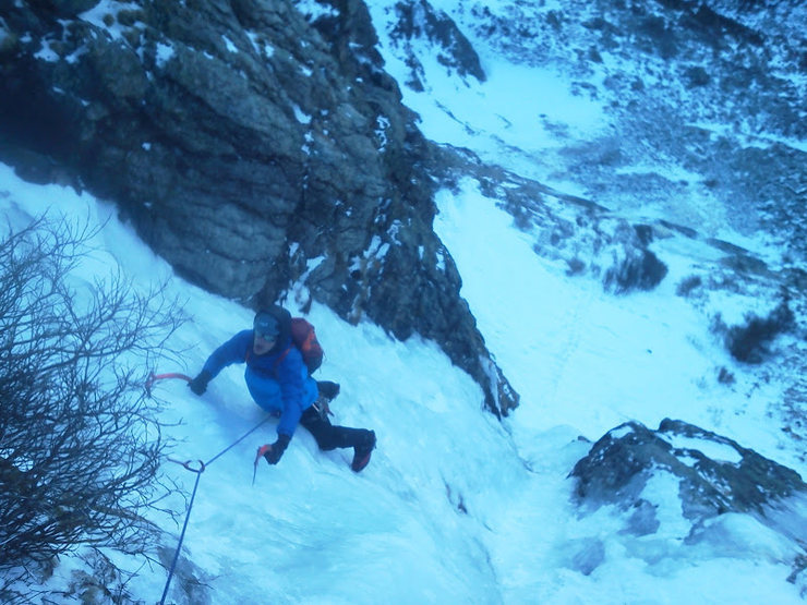 Last pitch of All Mixed Up, RMNP