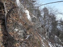 Rock Climbing Photo: Distance photo.