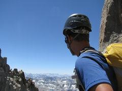 Rock Climbing Photo: The sweetest lunch spot in the world. NPal via U-N...