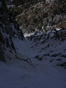 Rock Climbing Photo: It got kinda rocky near the top
