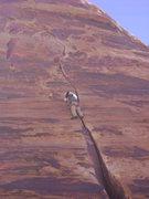 Rock Climbing Photo: The Monk? Indian Creek