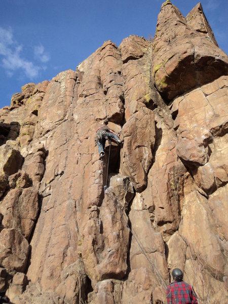 Kean climbs higher.