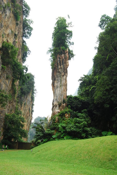 Rock Climbing Photo: The Needle of Tambun The Lost World of Tambun, Ipo...