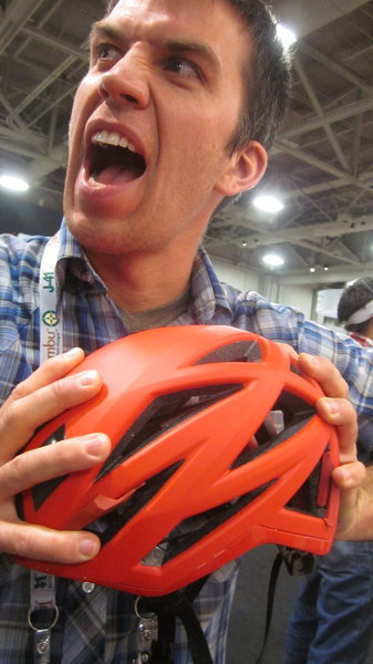 the BD vapor helmet