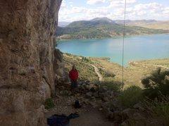 Rock Climbing Photo: Desplomilandia