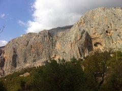 Rock Climbing Photo: Frontales