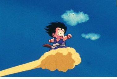 THE flying nimbus