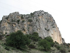 Rock Climbing Photo: Las Encantadas