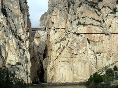 Rock Climbing Photo: Entrance to The Gorge