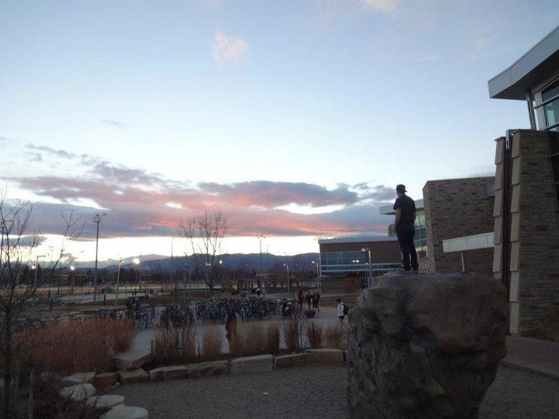 """The """"Boulder""""."""