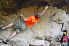 Rock Climbing Photo: Grounds Keeper Willy