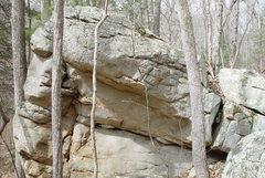 Rock Climbing Photo: Flow Boulder