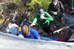 Rock Climbing Photo: Dixon 2013