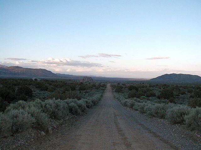 The road to adventure, Mojave NP