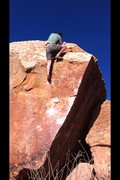 Rock Climbing Photo: Sunny and 61 degrees in Fort Collins, in January! ...